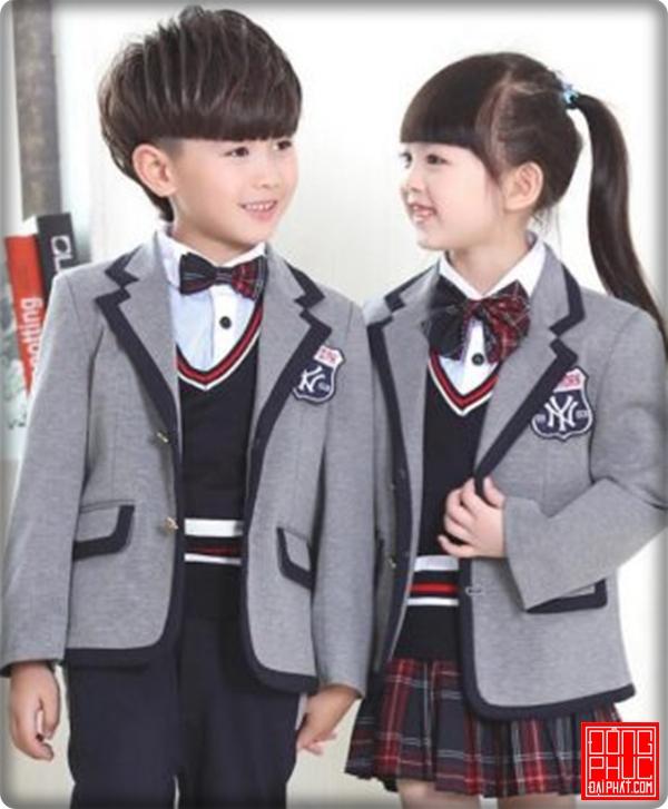 Đồng phục học sinh Cấp 1 DP166
