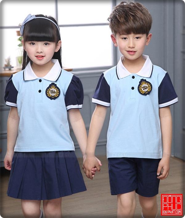 Đồng phục mầm non DP208